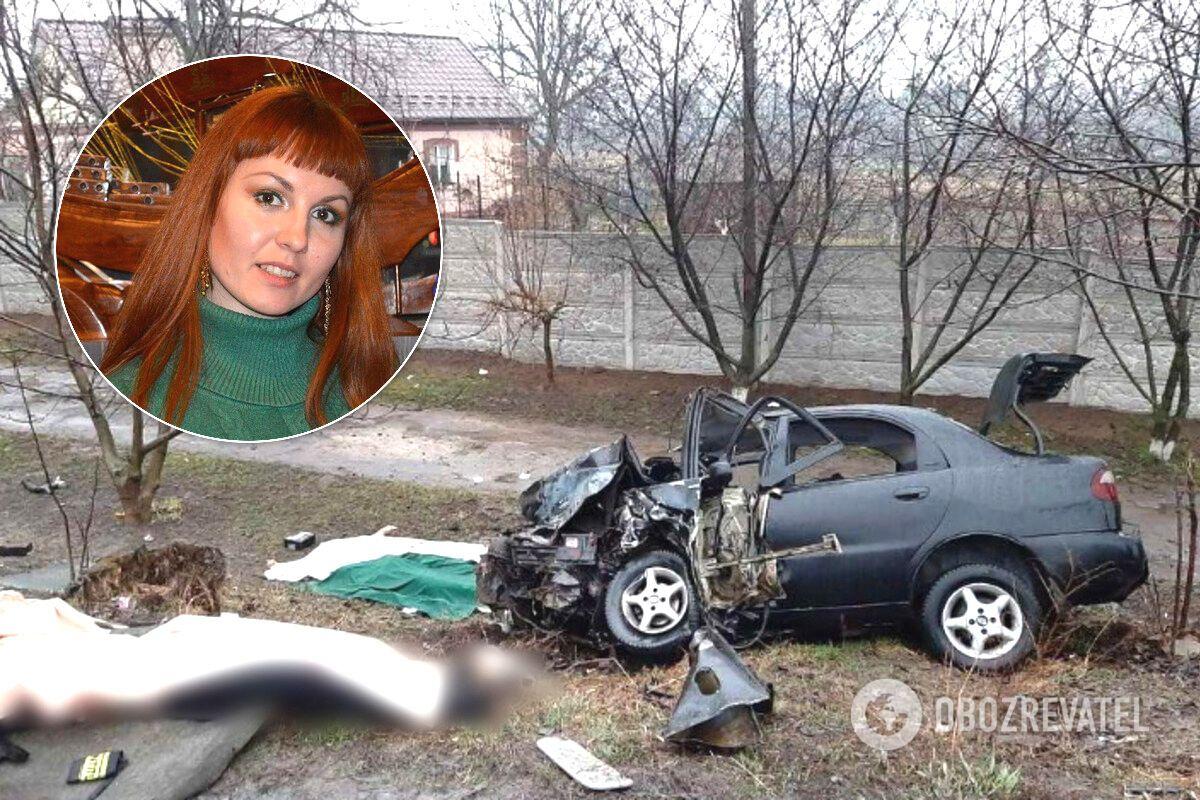 У страшній ДТП загинула 35-річна Альона з однорічною дочкою, а також двоє водіїв