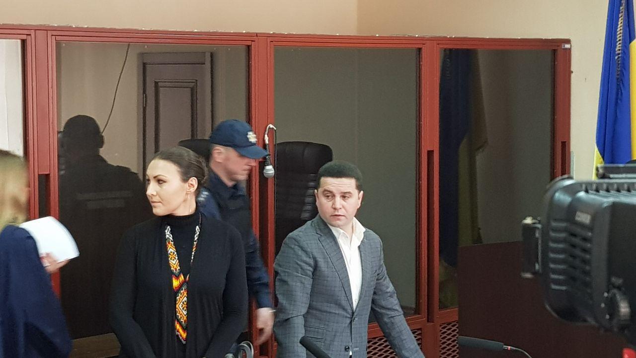 Суд відпустив нардепку Федину під особисте зобов'язання