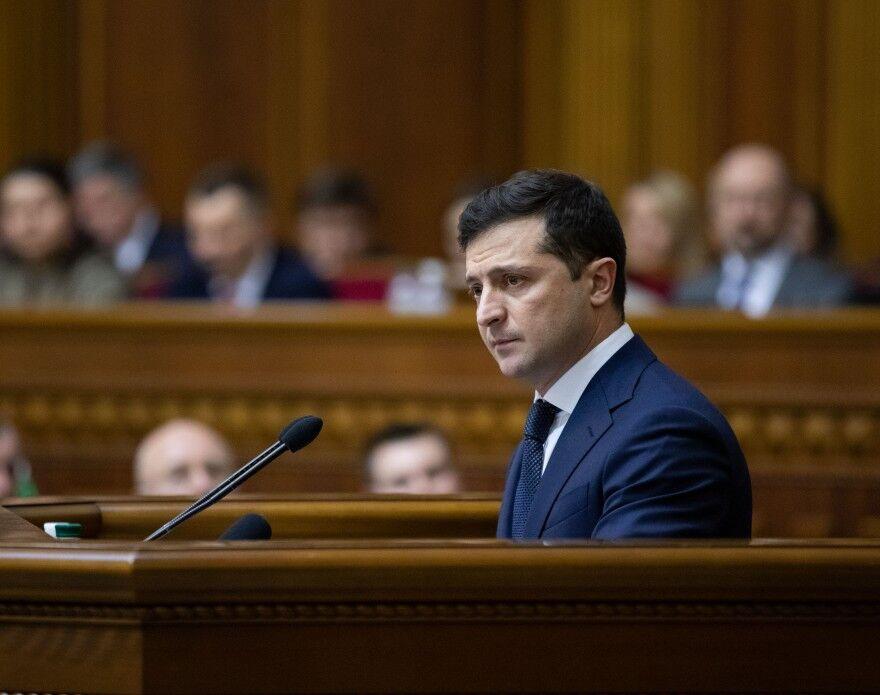 Данилюк предупредил Зеленского об опасности нового Кабмина