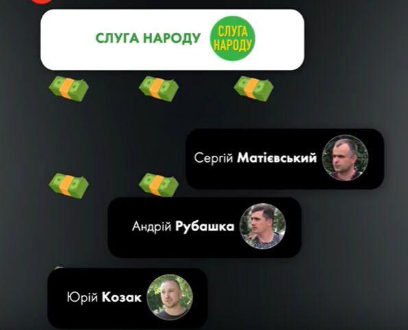 Юристами захваченного предприятия назначают Юрия Козака, Андрея Рубашко и Сергея Матиевского