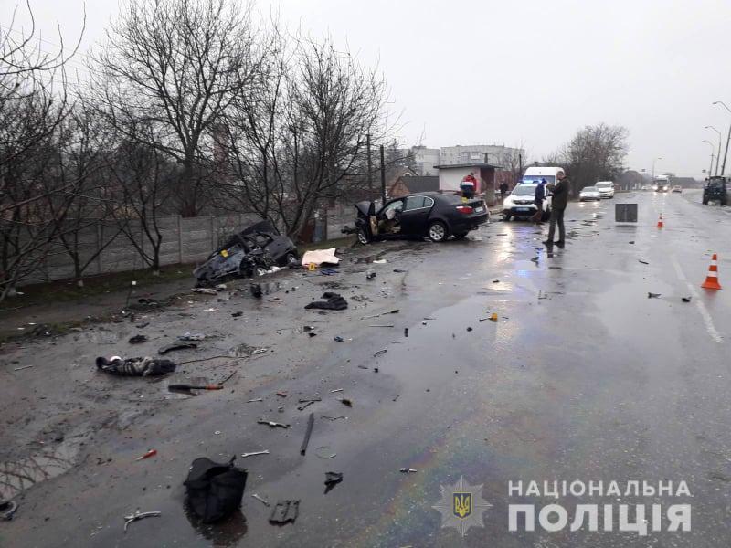 В Любаре в ДТП погибли четыре человека