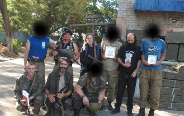 Гаврило Стевіч та інші сербські найманці на Донбасі