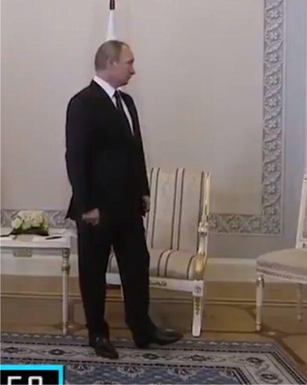 Путин ожидает Эодогана