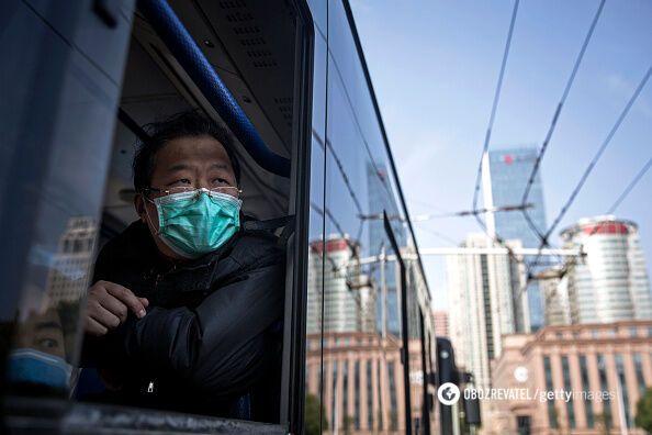 В Китае уменьшилось распространение коронавируса