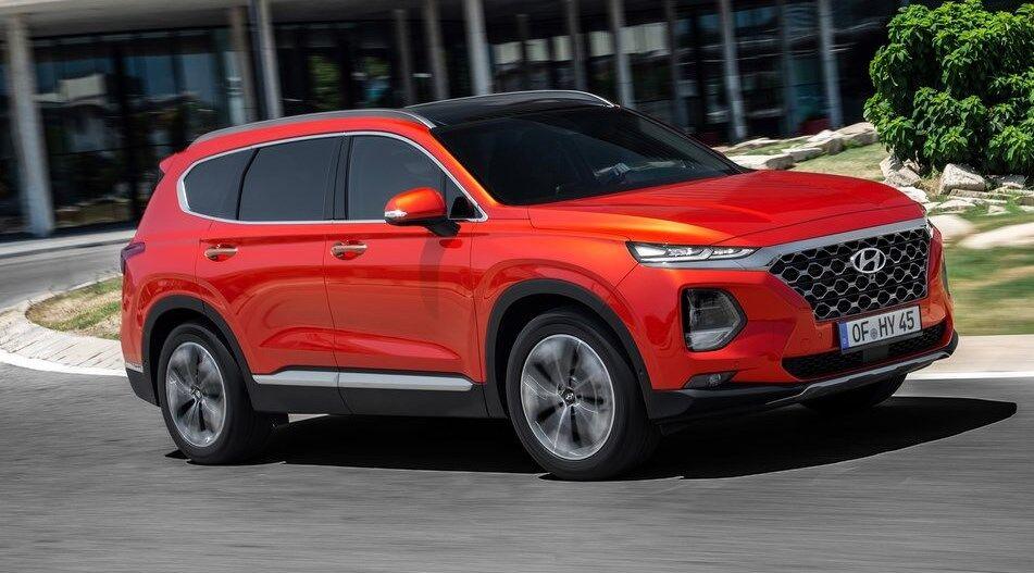 Кросовер Hyundai Santa Fe – один з популярних SUV у своєму класі
