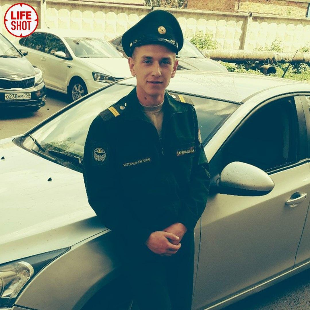 Егор Карамашев находится в тяжелом состоянии