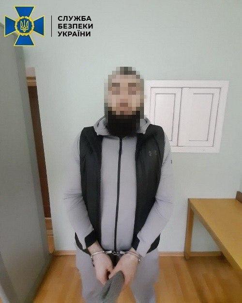 У Києві затриманий бойовик ІДІЛ