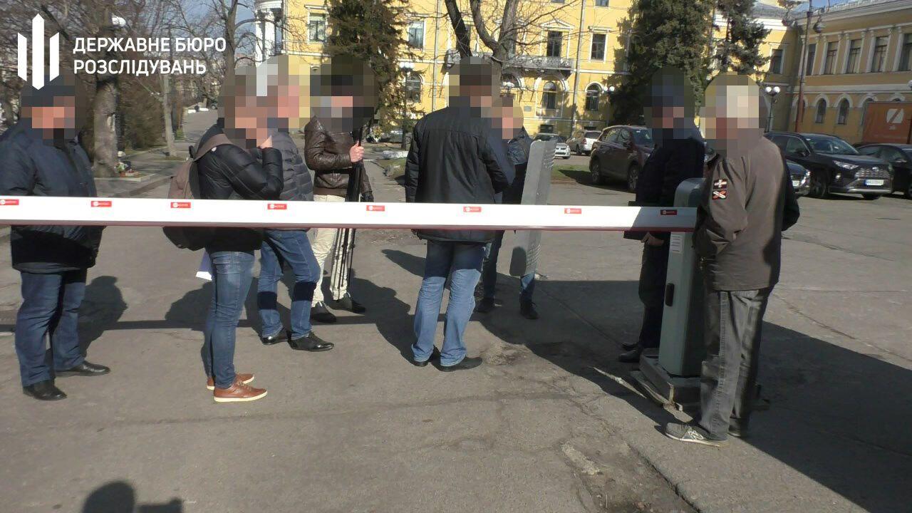 Слідчий експеримент у Києві у справі Майдану