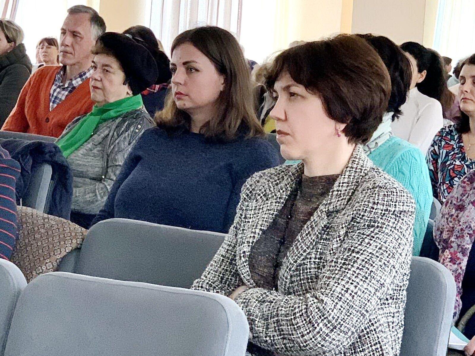 В Одессе ученикам и учителям читают лекции о коронавирусе