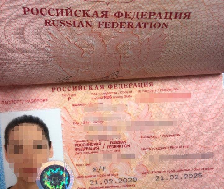 Красновой запретили въезд в Украину на 10 лет