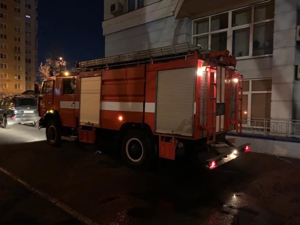 Вночі невідомі спалили авто глави Державної екоінспекції