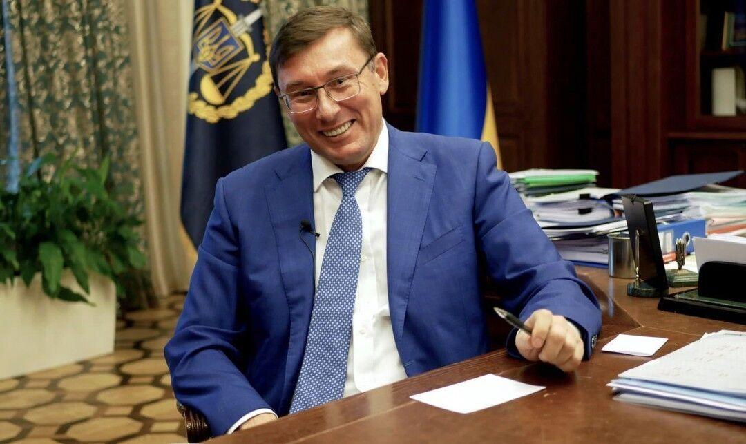Юрій Луценко під час перебування на посаді генерального прокурора