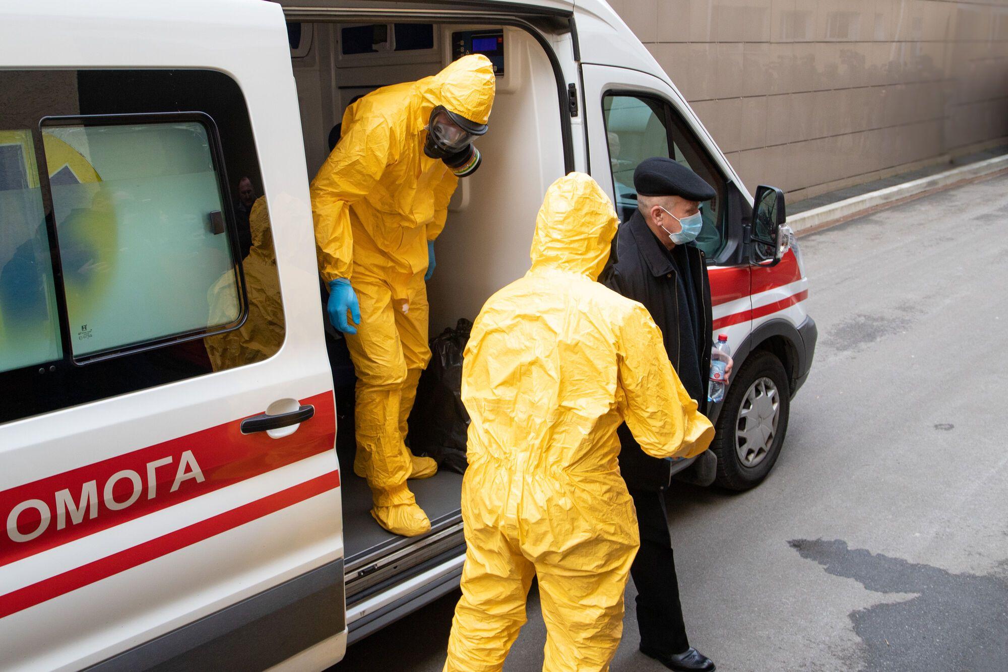 Лечение коронавируса в Киеве