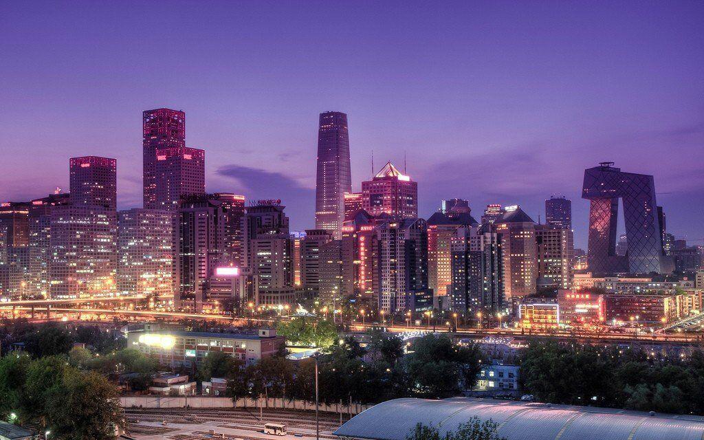 В Пекине снимают ролики дистанционно