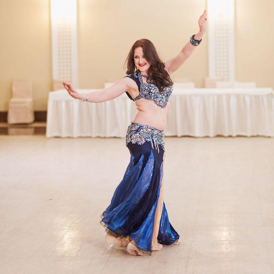 Танец живота можно разучить и онлайн
