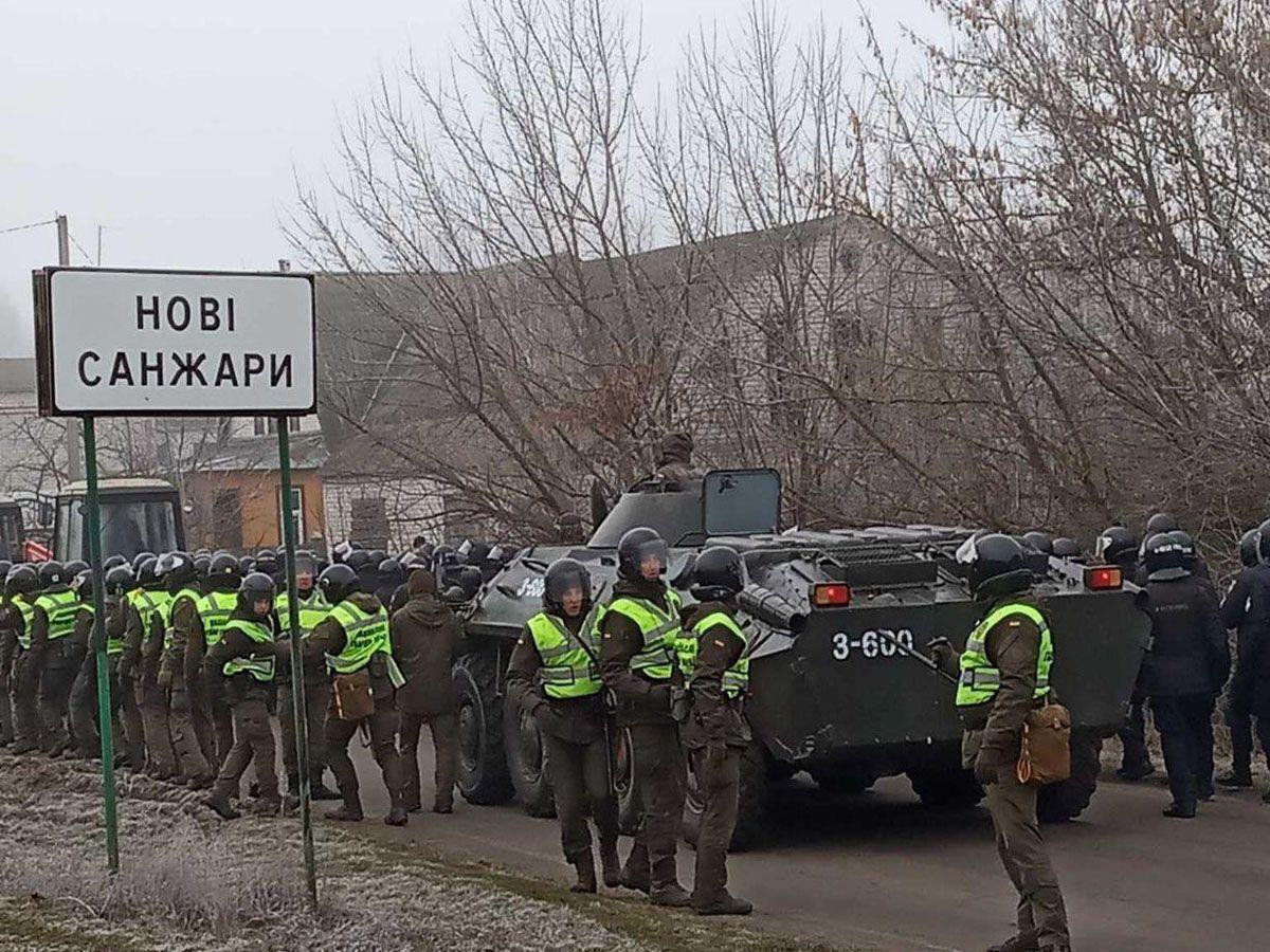 У жодній іншій країні евакуйованих з Китаю не зустрічали так агресивно, як в Україні