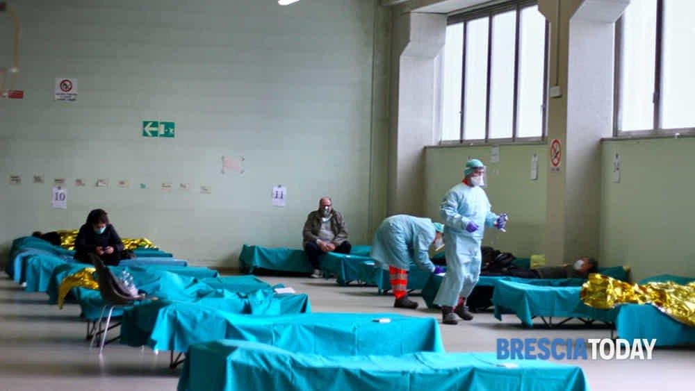 Щодня в провінції Брешія вмирає 30-40 осіб