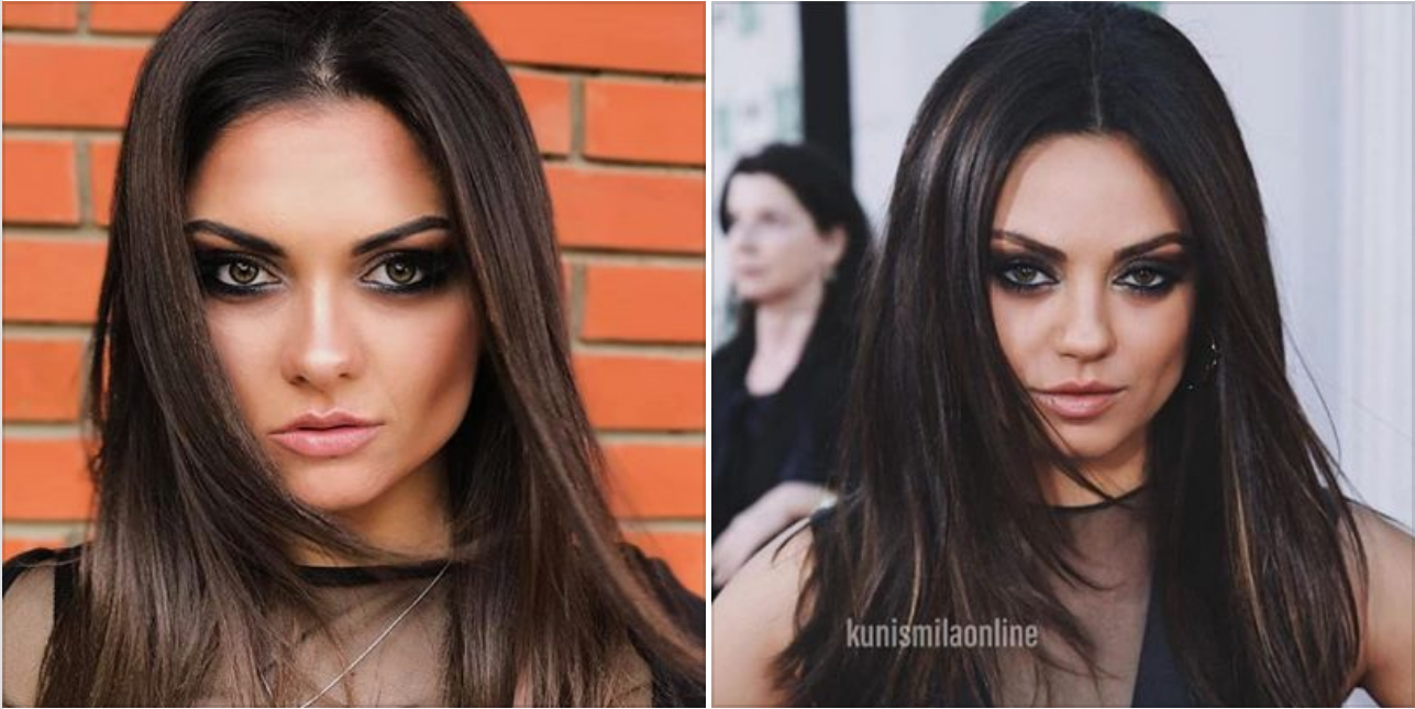 В Украине нашли самую красивую девушку-арбитра - копию актрисы Голливуда: фото