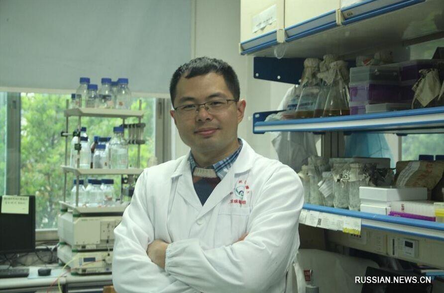 Научный сотрудник Уханьского института вирусологии АНК Чжоу Пэн