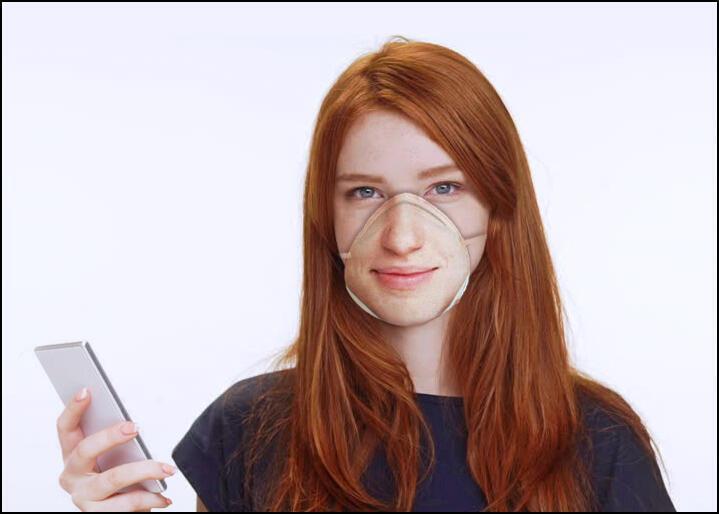 Маски смогут разблокировать смартфон