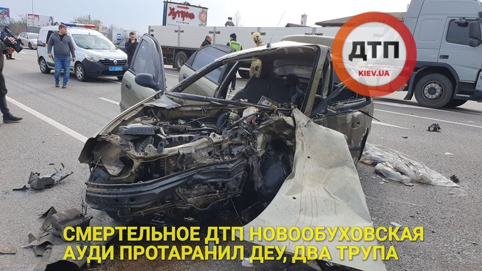 Дмитрий Лисовой погиб в ДТП под Киевом