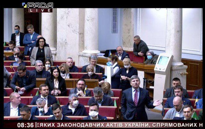 Депутаты в ВР