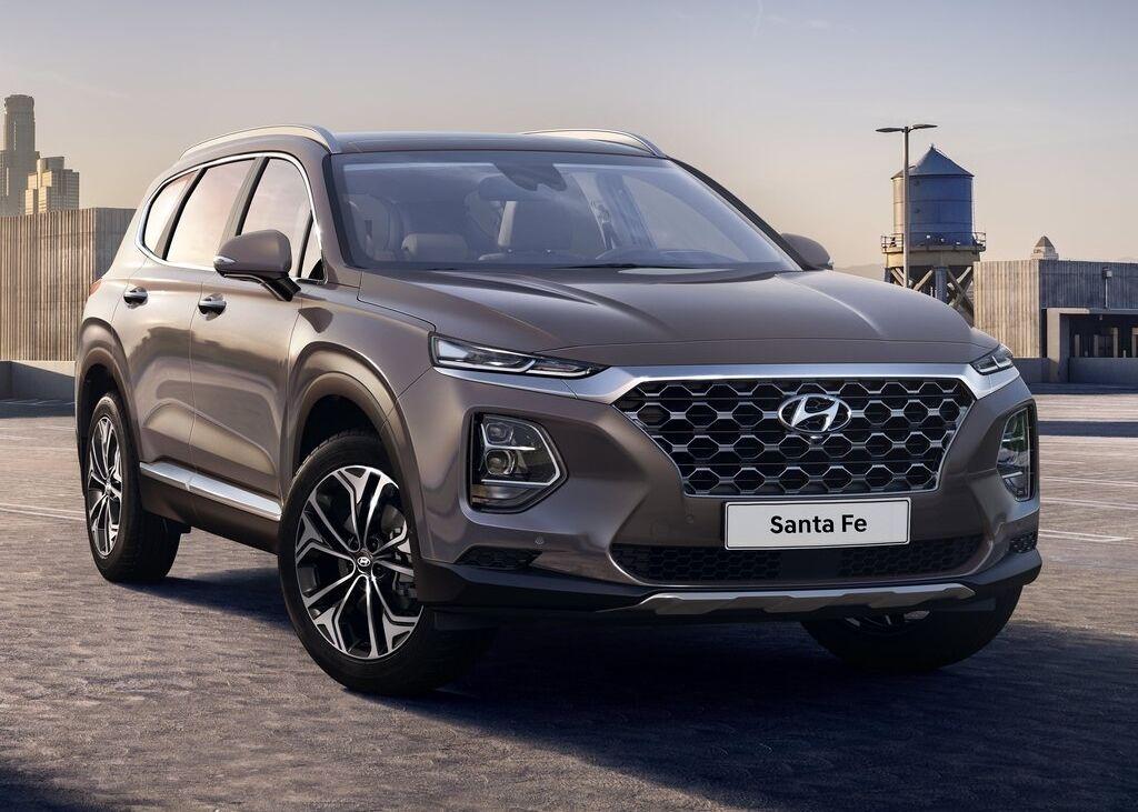 Hyundai Santa Fe за розмірами відповідає Geely HaoYue