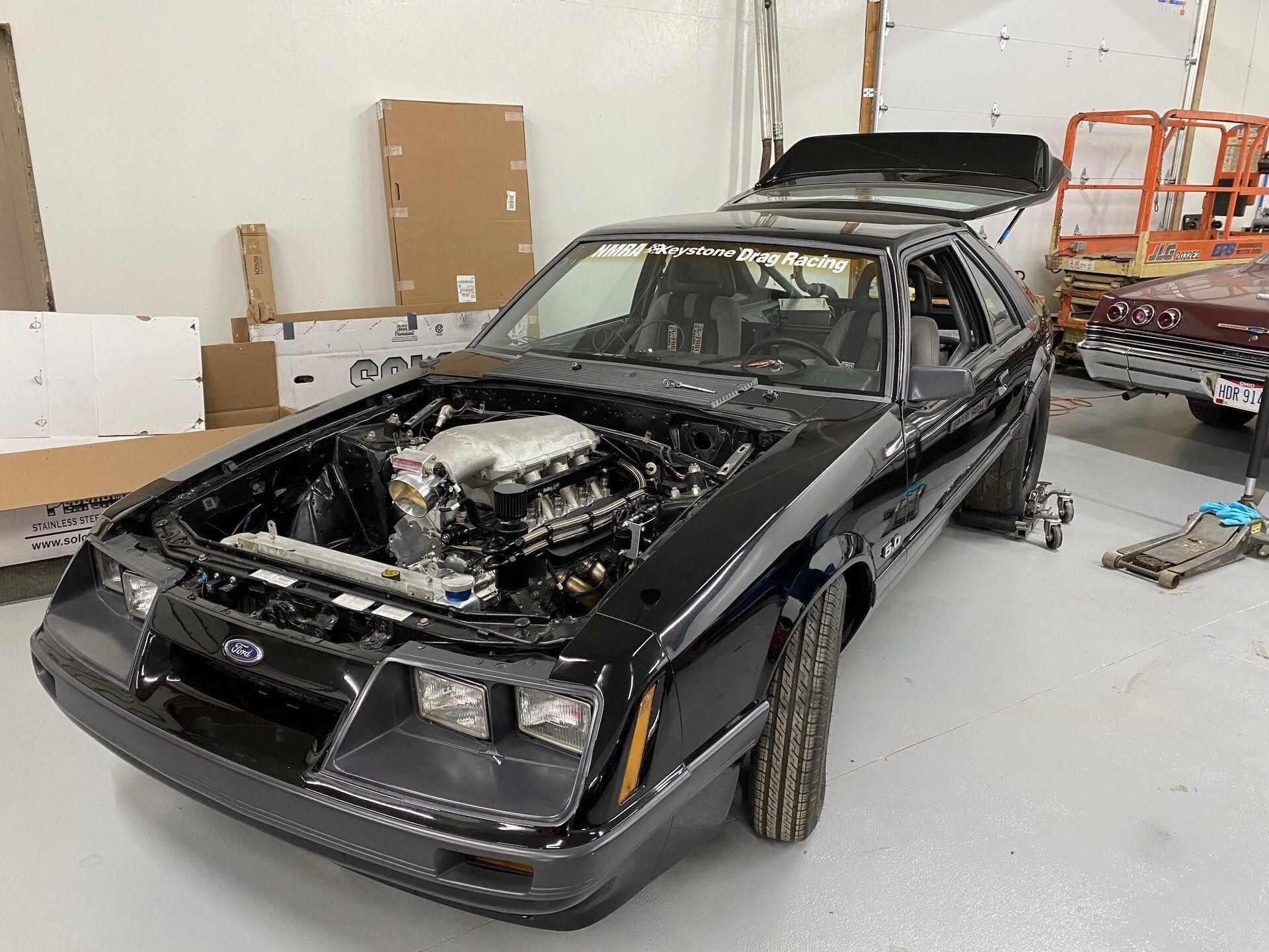Отреставрированный Форд
