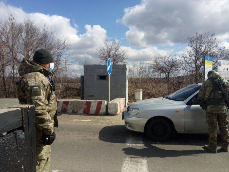 Ветеран АТО призвал заблокировать ОРДЛО из-за коронавируса