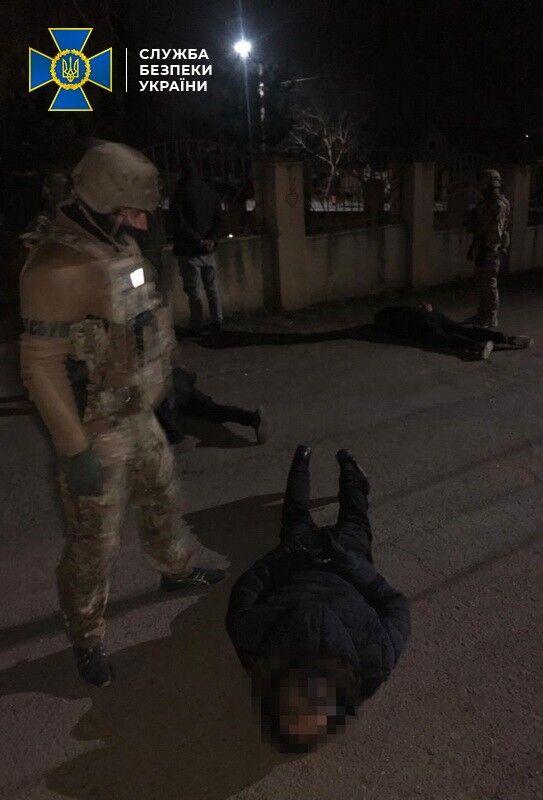 В Одессе задержаны бандиты, грабящие сельские отделения почты
