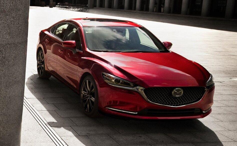 Mazda 6 поделилась своей платформой с Hongqi H5