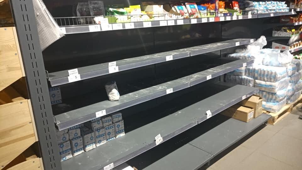 В Украине из-за коронавируса подорожали продукты и опустели полки: будет ли дефицит