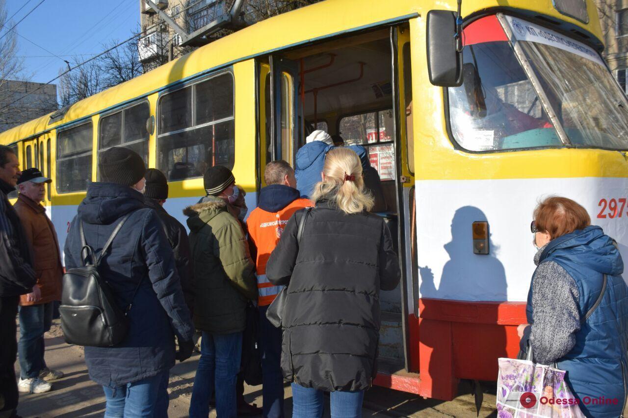 В Одессе начались первые протесты против карантина