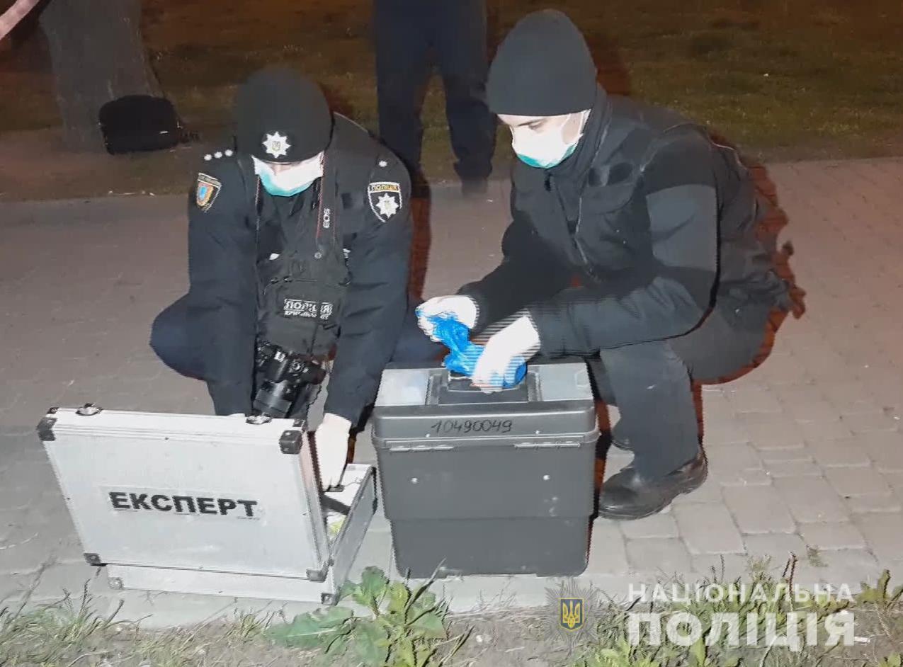 В Одесі іноземець вбив чоловіка після сварки в сквері