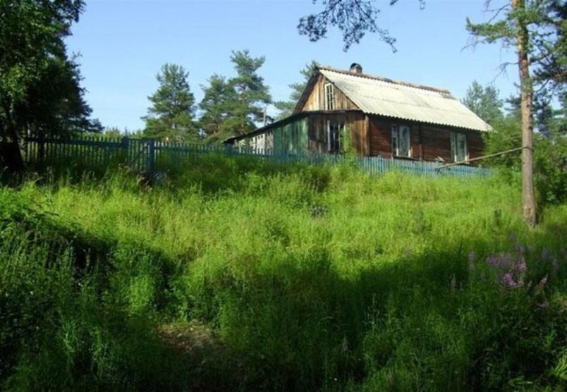 Дом Кузякиных в Медвежьегорске до пожара
