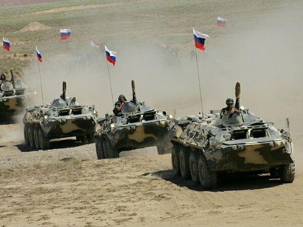 Російські війська у Сирії