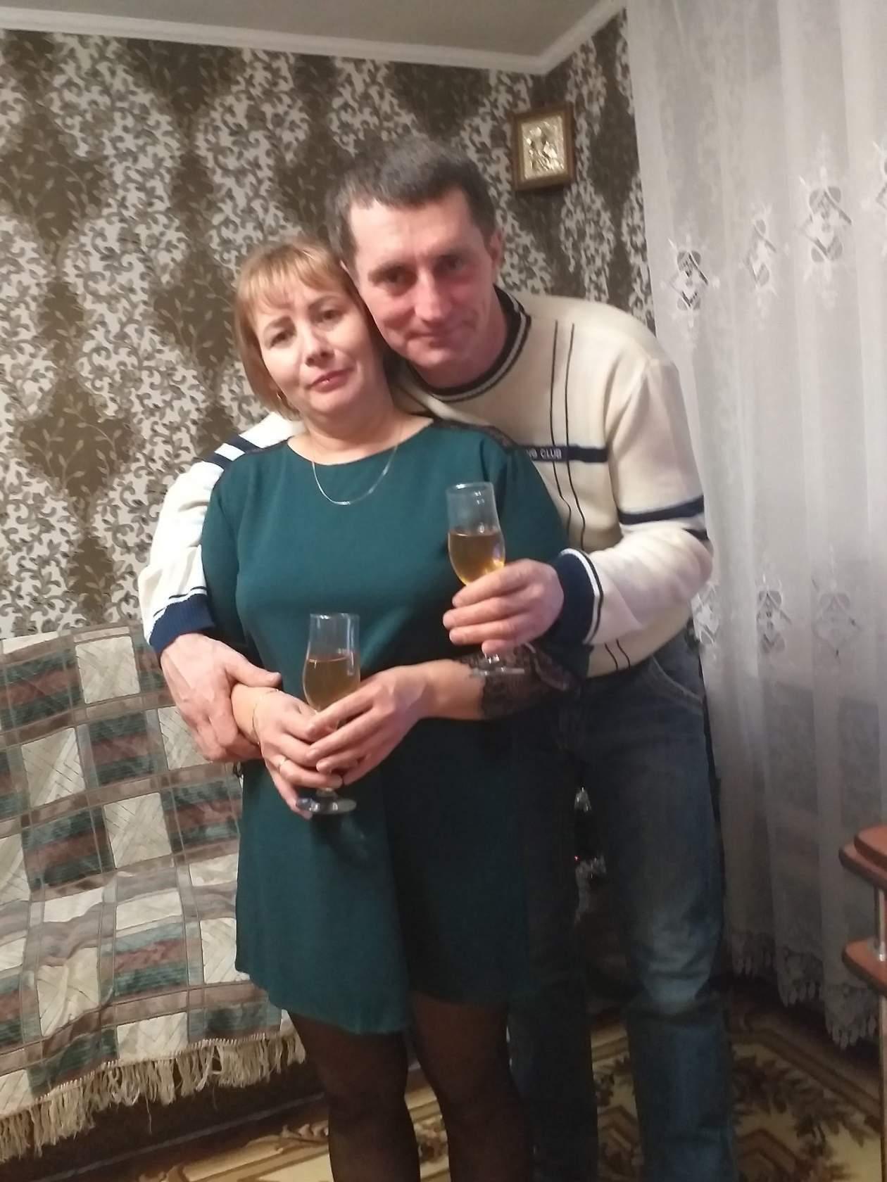 Владимир и Людмила Федченко