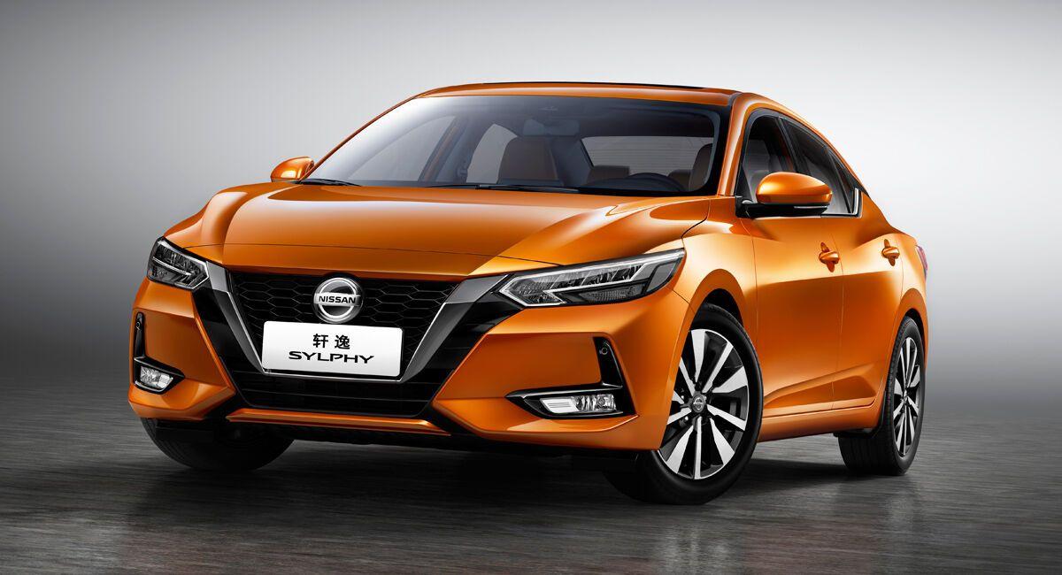 Nissan Sentra (в КНР називається Nissan Sylphy) – один з головних суперників для Emgrand GL, як і для Skoda Octavia