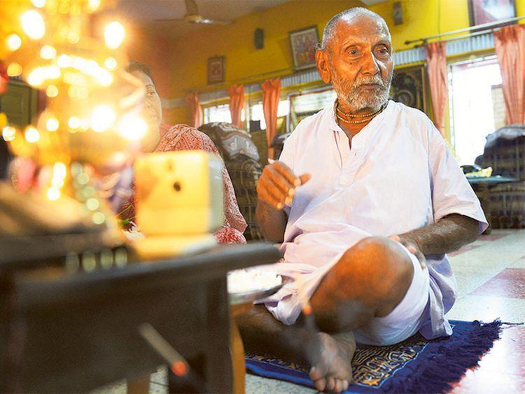 Довгожитель Свамі Шивананда