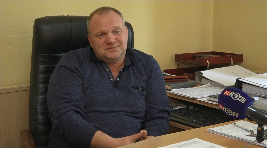 """Андрей Свиридкин, новый директор """"Курганского бройлера"""""""