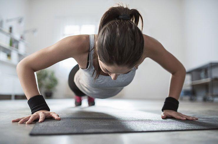 Домашні тренування можуть бути не менш ефективними, ніж в спортзалі
