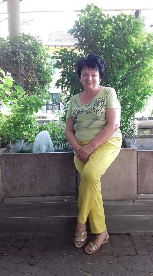 Галина работала в Италии