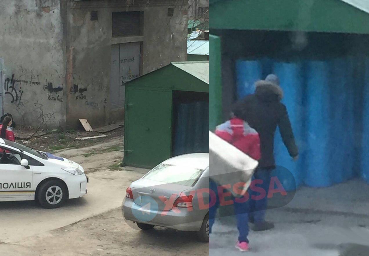 """В Одесі """"накрили"""" гараж, де нелегально вироблялися медичні маски"""