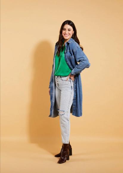 Мода 90-х: як виглядати стильно в улюбленому одязі зірок. Фото