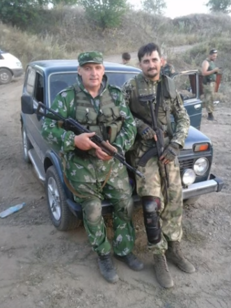 Террорист Сергей Лашин