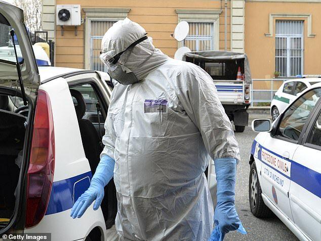 Италия во время эпидемии коронавируса