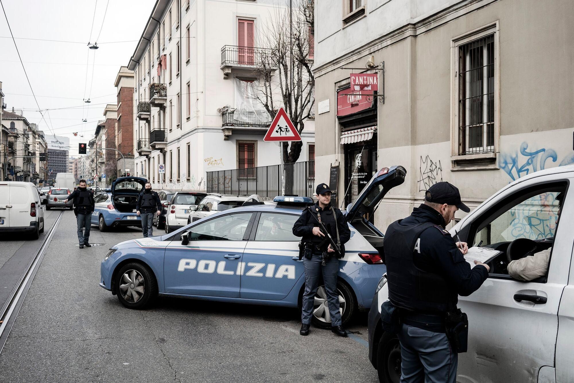 Италия на карантине из-за коронавируса