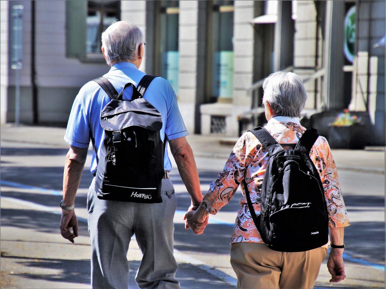 105-летняя женщина на фоне пандемии раскрыла секрет долголетия