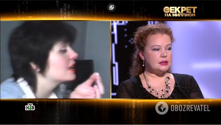 Валерия Пригожина и Татьяна Абрамова