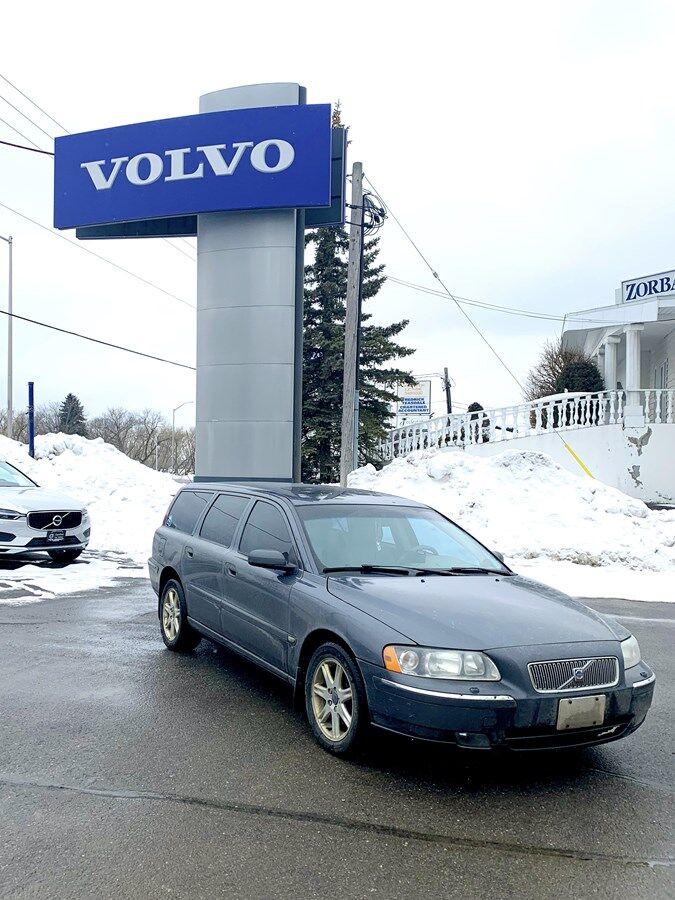 Volvo V70 з пробігом 1 млн км